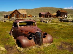 Ghost Town, Bodie California